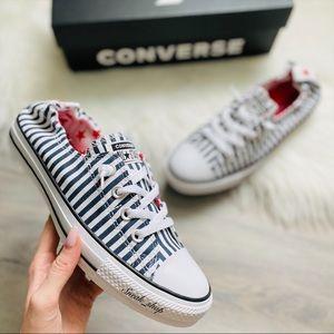 NWT Converse Ctas Shoreline Slip Women's Shoes